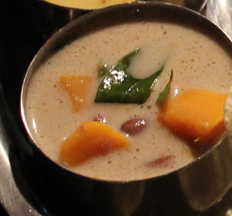 かぼちゃの優しい味のカレー「オーラン」のレシピ