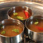 南インドのラッサムレシピ