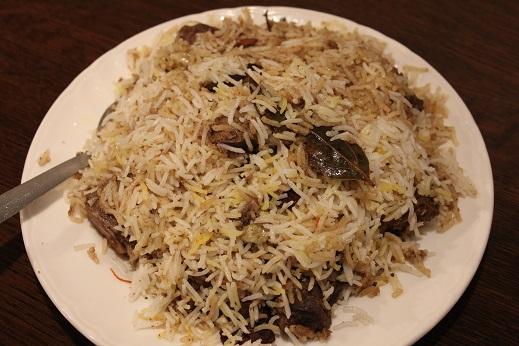 ビリヤニのレシピの長い注釈、またはカッチビリヤニ論
