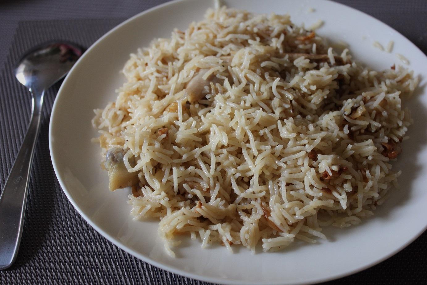 チキンプラオのレシピ