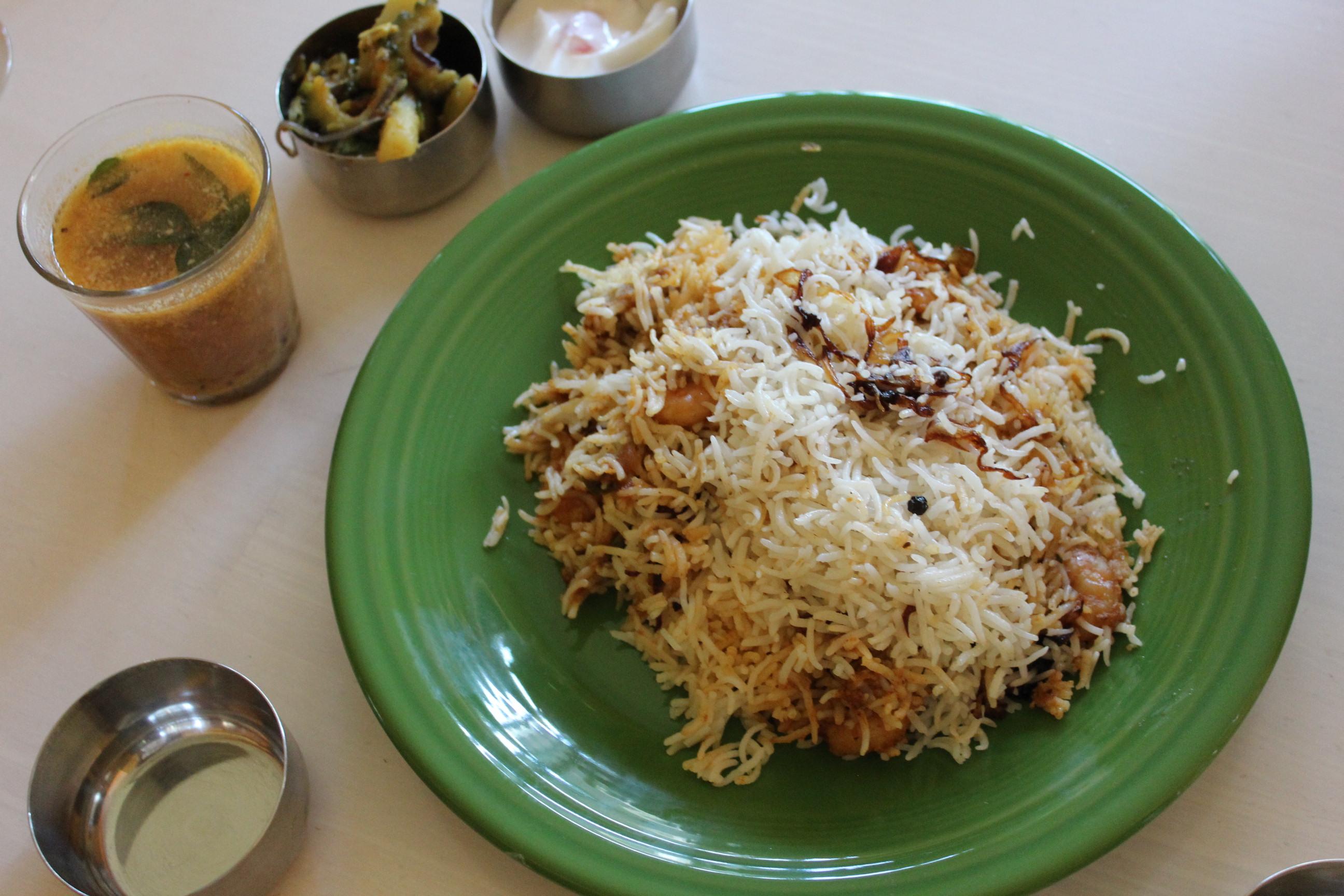 ハイデラバードビリヤニに飽きたあなたへ贈る、海老ビリヤニのレシピとコツ