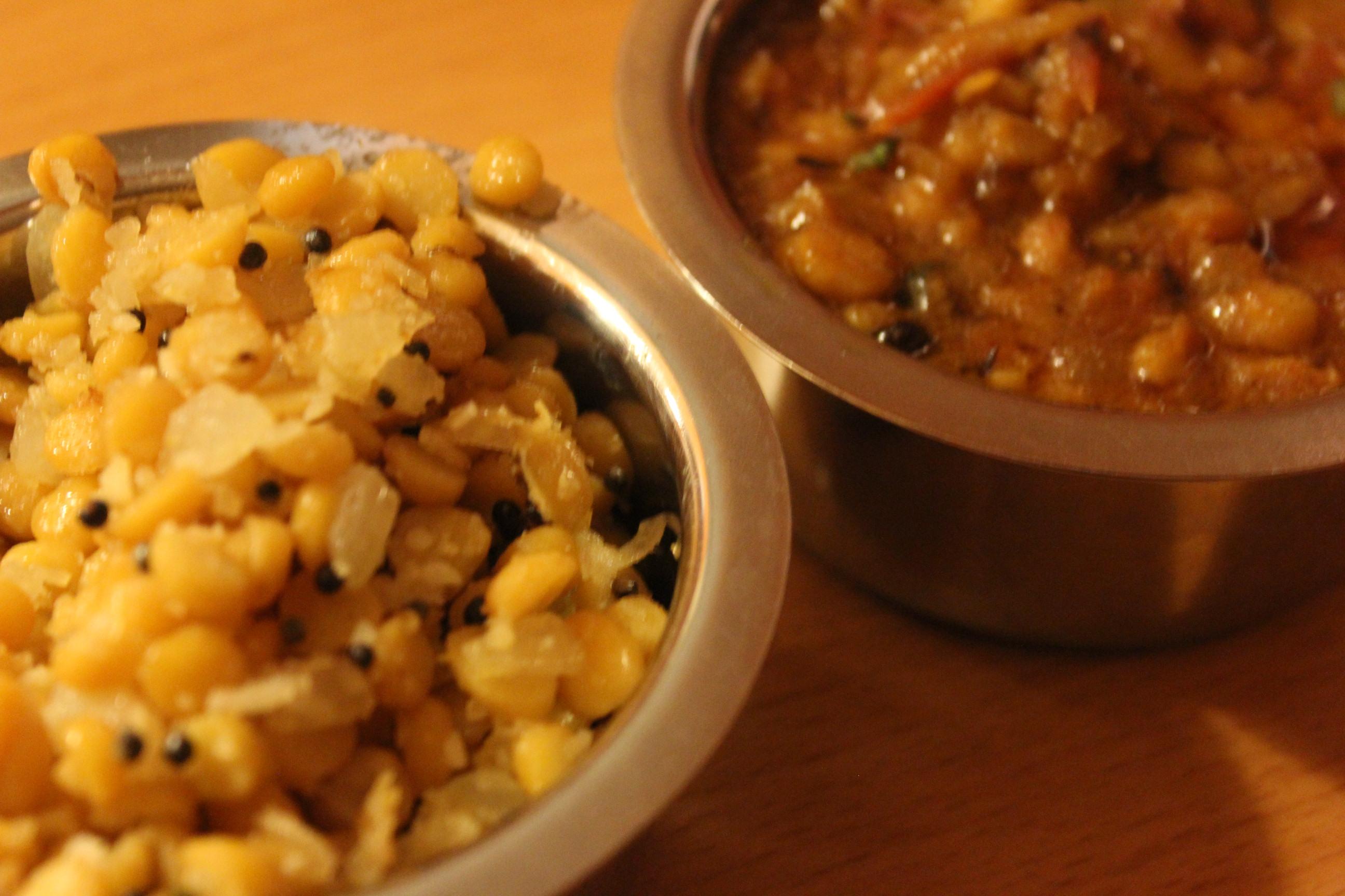 4種類のダルを煮て食べて最適解を探るコラム