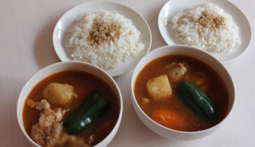 『魔法の粉』で作るスープカレーのレシピ